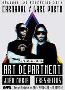 NOITE: Carnaval Art Department
