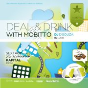 NOITE: LAB the Lost Floor - Deal & Drink With Mobitto