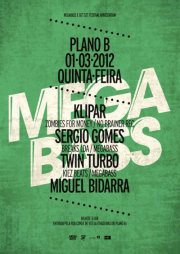 NOITE: Megabass & Get Set Festival apresentam Megabass Club