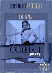 NOITE: College Party