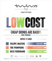 NOITE: Low Cost - Filipe Matos & The Pumpkins