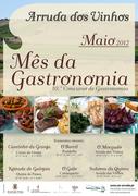FESTIVAIS: Maio - Mês da Gastronomia