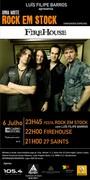 MÚSICA: Firehouse + Noite de Rock Em Stock