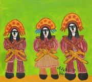 EXPOSIÇÕES: XXXII Salão Internacional de Pintura Naïf