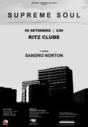 MÚSICA: Concertos Sandro Norton & Supreme Soul