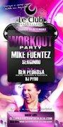 NOITE: Workout Party no Le Club
