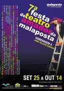 FESTIVAIS: 7ª Festa de Teatro Amador da Malaposta