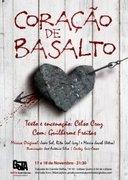 TEATRO: Coração de Basalto