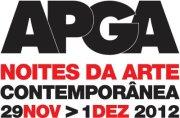 EXPOSIÇÕES: Noites da Arte Contemporânea