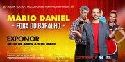 ESPECTÁCULOS: Fora do Baralho com Mário Daniel
