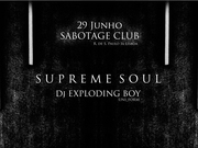 MÚSICA: Supreme Soul + Dj Exploding Boy