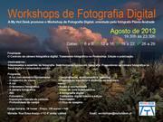Workshop de Introdução à Fotografia Digital