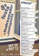 TEATRO: Café Brandos Costumes - 8ª Festa do Teatro Amador @ Centro Cultural da Malaposta