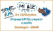 CRIANÇAS: Workshop de empreendedorismo para crianças IUPI Biz