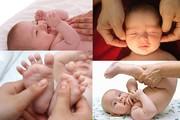 WORKSHOP MASSAGEM INFANTIL SHANTALA (bebé e criança) - profissionais, pais, futuros pais