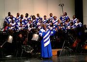 MÚSICA: Mississipi Gospel Choir