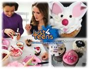 WORKSHOP:Cupcakes (para famílias)