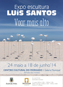 EXPOSIÇÕES: Luís Santos (escultura)