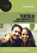 MÚSICA: Joana Amendoeira & Bruno Fonseca - Tertúlia