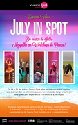 ACTIVIDADES: July in Spot