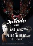 """MÚSICA: Ana Laíns & Paulo Loureiro - Concertos """"IN FADO"""""""