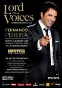 ESPECTÁCULOS: Lord of the Voices (Galas especiais)