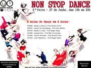 DANÇA: Happy Hour Amoreiras Plaza | Non Stop Dance | dia 27 de junho | Entrada Livre