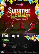 WORKSHOP: Summer Workshop Salsa