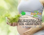 Workshop Alimentação na Gravidez