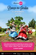 AR LIVRE: Dança no Jardim