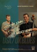MÚSICA: USA / UK BLUES
