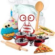 CRIANÇAS: Curso de Culinária Infantil