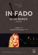 MÚSICA: Zana & Pedro Polónio - concertos IN FADO
