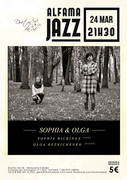 MÚSICA: Sophia & Olga - Concertos ALFAMA JAZZ