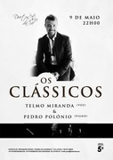 """MÚSICA: Telmo Miranda """"OS CLÁSSICOS"""""""