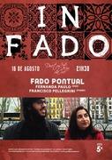 """""""FADO PONTUAL"""" - FERNANDA PAULO & FRANCISCO PELLEGRINI - Concertos IN FADO"""