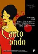 """MÚSICA: """"Canto Ondo"""" - Tânia Cardoso, Rodrigo Crespo & João Luís"""