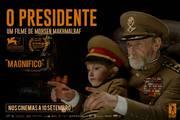 CINEMA: O Presidente
