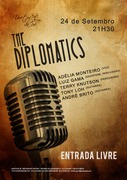 "MÚSICA: ""The Diplomatics""  - Adélia Monteiro, Luiz Gama, Terry Knutson, Tony Loh & André Brito"