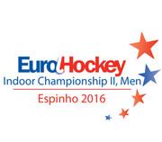 DESPORTO: EuroHockey Indoor Championship II, Men 2016