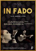 MÚSICA: Cláudia Leal & Bruno Fonseca - CONCERTOS IN FADO DO DUETOS DA SÉ