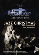 "MÚSICA: ""Jazz Christmas"" - Maria João Matos & Nuno Tavares - Concertos ALFAMA JAZZ"
