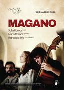 MÚSICA: Magano -  Sofia Ramos, Nuno Ramos & Francisco Brito - Homenagem ao Cante Alentejano