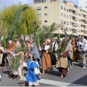 FESTAS: Entrada Triunfal em Jerusalém - SEMANA SANTA 2016