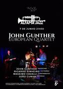 MÚSICA: John Gunther European Quartet - Concerto Alfama Jazz