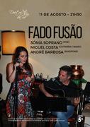 FADO FUSÃO - SÓNIA SOPRANO, MIGUEL COSTA & ANDRÉ BARBOSA - CONCERTO NO DUETOS DA SÉ, ALFAMA, LISBOA