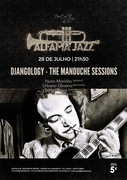"MÚSICA: ""DJANGOLOGY - THE MANOUCHE SESSIONS"" - CONCERTO NO DUETOS DA SÉ, ALFAMA, LISBOA"