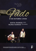 MÚSICA: Sofia Ramos & Nuno Ramos - COoncerto In Fado