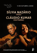 MÚSICA: Sílvia Nazário & Cláudio Kumar