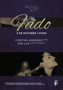 MÚSICA: Cristina Andrade & Jon Luz - Concerto IN FADO